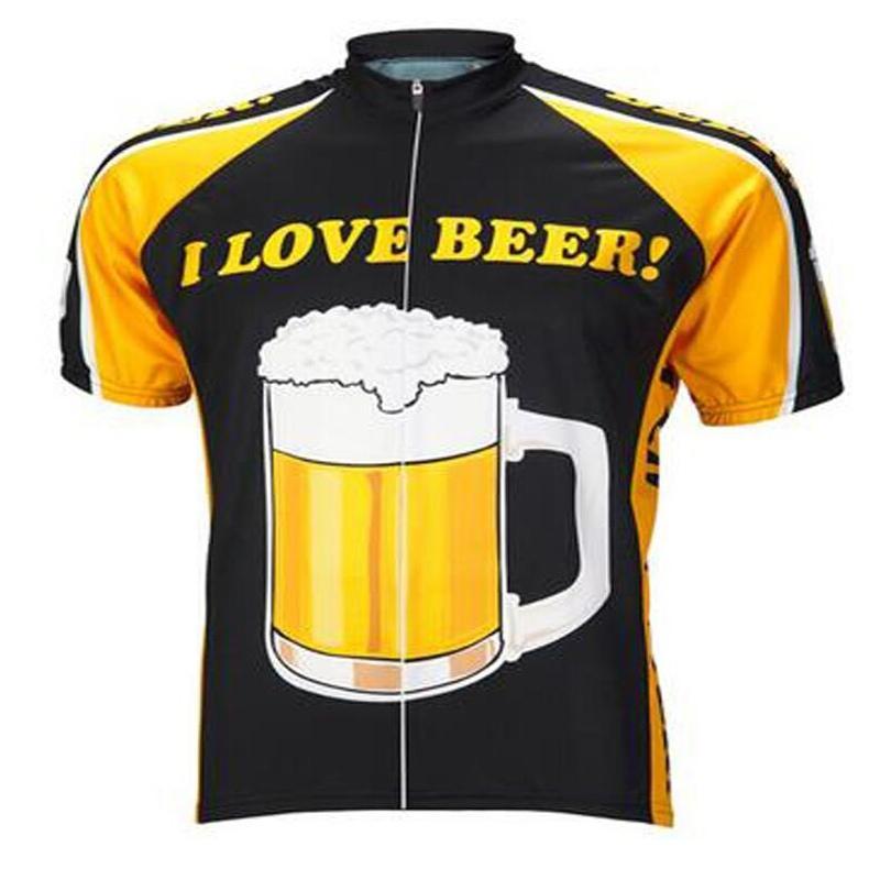 birra Jersey della squadra ciclistica 2019 che coprono il vestito su misura giacca aero maglia bici top gear indossare kit ropa Ciclismo uniforme bicicleta
