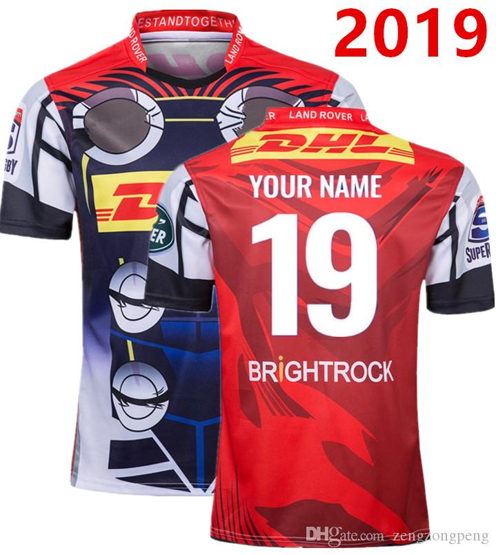 2019 STORMERS MEN'S HOME JERSEY Stormers 2019 SOUTH AFRICA Super Rugby Shirt 2019 STORMERS SUPER RUGBY HERO JERSEY size S - 3XL