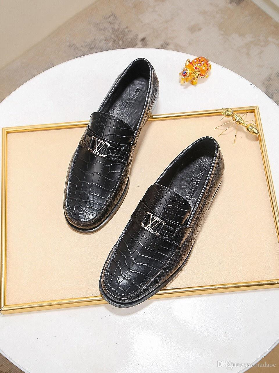 A8 marcas de moda parte inferior vermelha Sapatos Greggo Orlato plano de couro Oxford Shoes Mens Womens Andando Flats Luxury Wedding Party Loafers