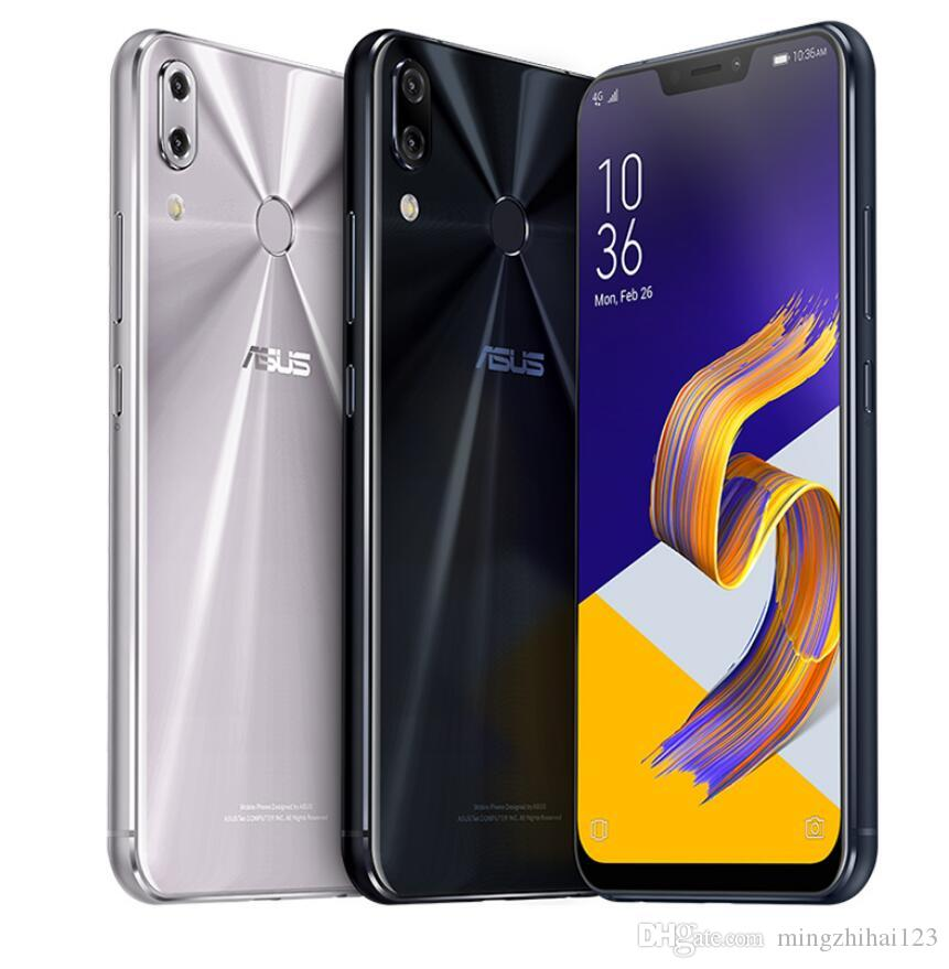 """ASUS ZenFone 5Z ZS620KL Global Version 6.2""""19:9 FHD+Notch ScreenSnapdragon 845 6GB 64GB Android8.0 Telephone Face ID Fast Charge"""
