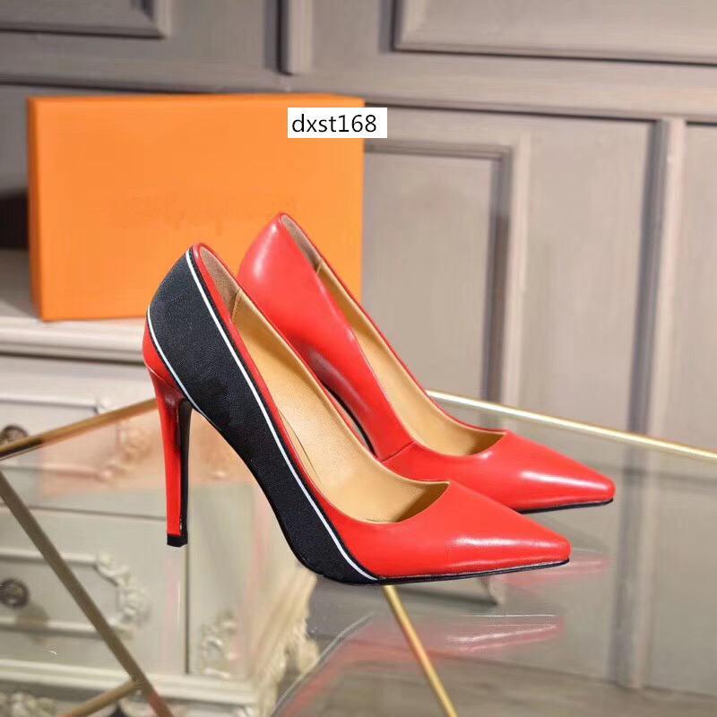2019 bajo el diseñador Precio de venta de la plataforma altos talones de las mujeres fondos de la moda de las cuñas de las sandalias bombean los zapatos de vestir de tamaño 38
