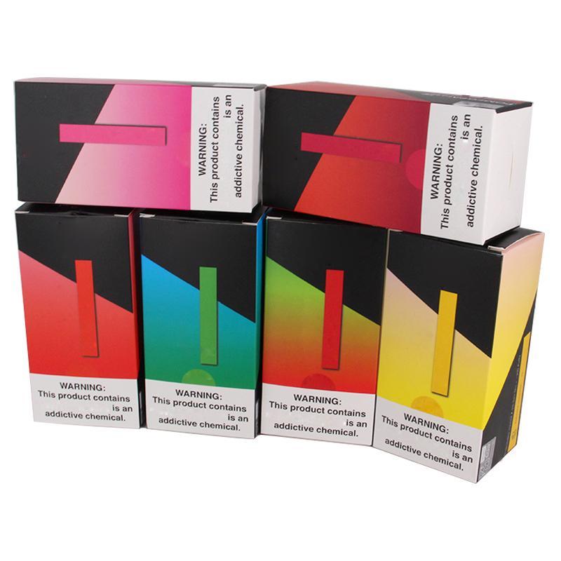 sopro bares versão vape dispositivo descartável com a seta vazia Pod Starter Kit 280mAh Battery Vape Pen DHL livre