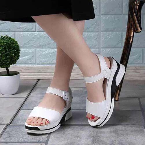 talloni delle donne dei sandali di alta qualità sandali dei pistoni Huaraches Flip-Flops scarpa Mocassini per il pistone shoe02 PL1894