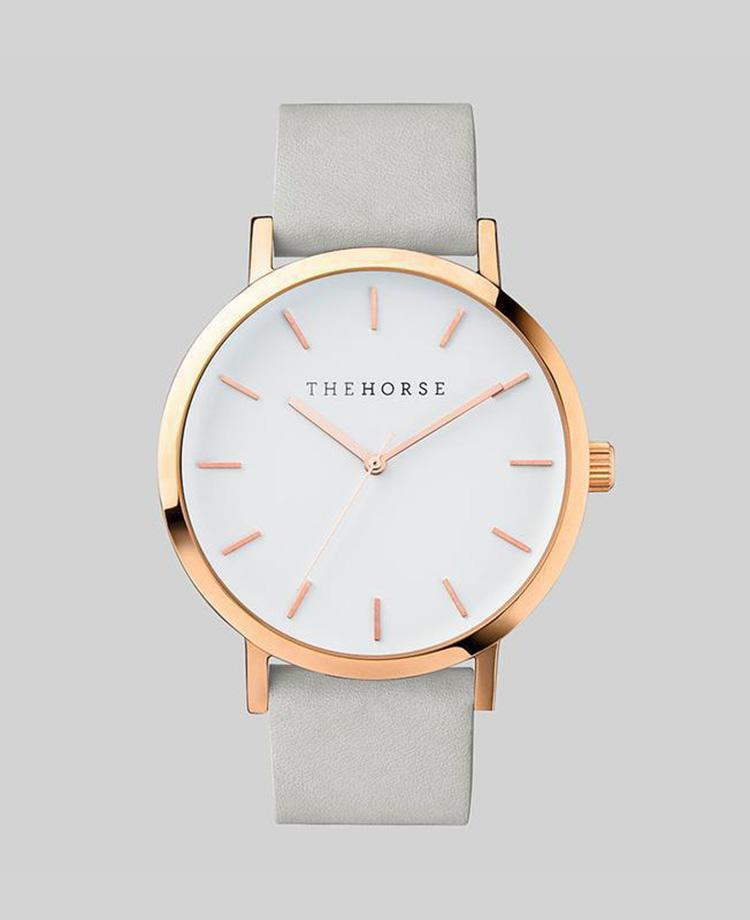 The Horse Lovers 'Watches Famous Designer Luxury Donna Uomo Guarda 40mm Leather Band Ladies Girl Orologi da polso orologio di lusso