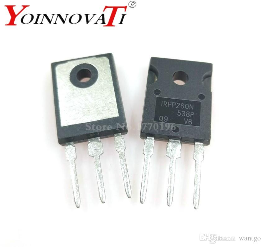 50 pçs / lote IRFP260N IRFP260 MOSFET TO-247 Boa Qualidade freeshipping