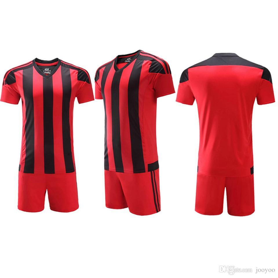 Nuova moda vestiti assorbenti del sudore Produttori di calcio personalizzati Light Board Adult Team Uniform Training Sport XXXL jooyoo