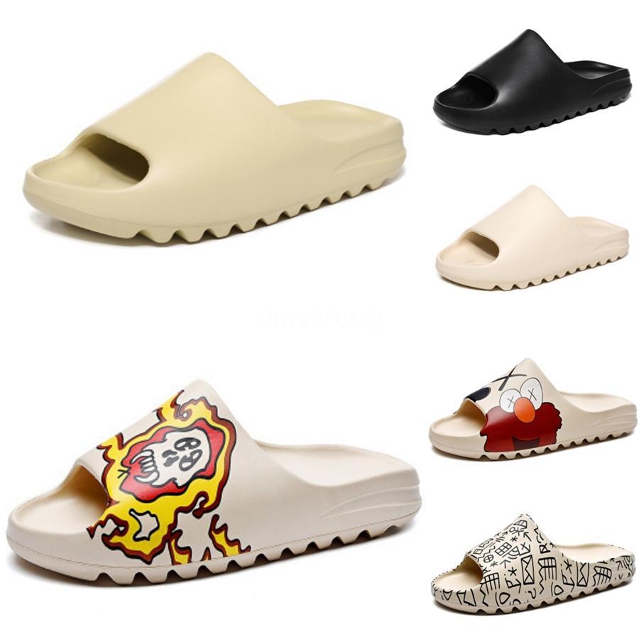 Cuero niños zapatillas de verano Beach Boys niños sandalias de corcho para los zapatos de la familia Barefoot Pisos niñas deslizador de las sandalias del verano 2020 # 951
