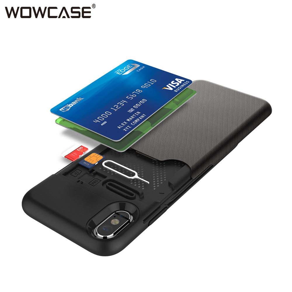 coque iphone xs card