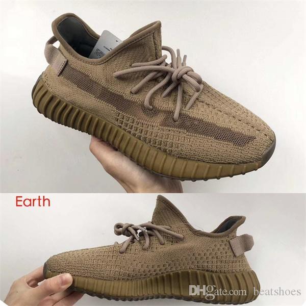 2020 Yecheil estática reflectante Synth Antlia Kanye West zapatos de diseño Gid Glow arcilla Beluga 2.0 Mantequilla Semi Hombres Mujeres Zapatos de baloncesto