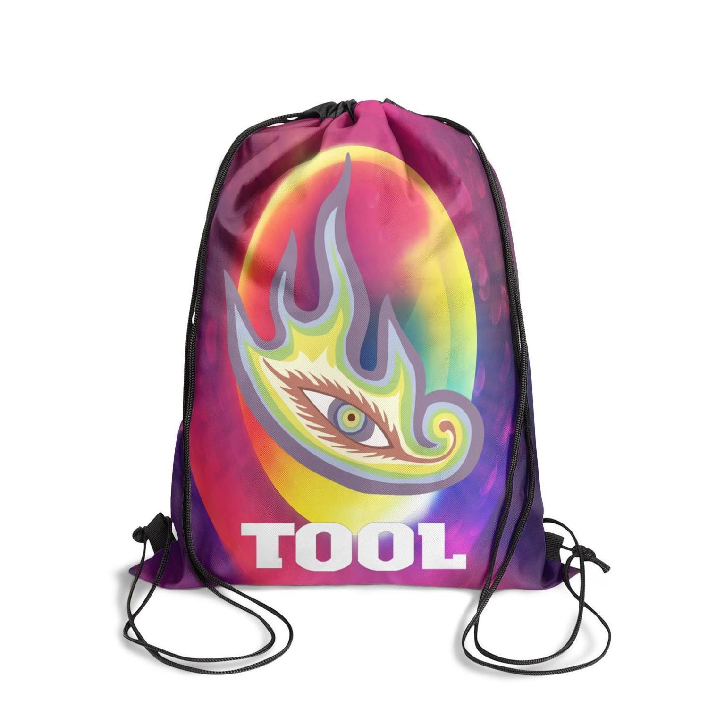 Tool Band Nerve EndingFashion sports belt backpack, design cool limited edition reusable string package, suitable for gym