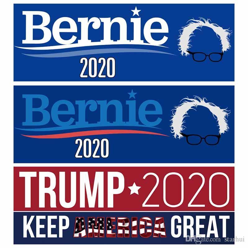 Trump Sticker Amerikan Seçim Başkanı Araba Çıkartmaları Araba Styling Araç Paster için Dekoratif Büyük Çıkartması DHL WX9-1453
