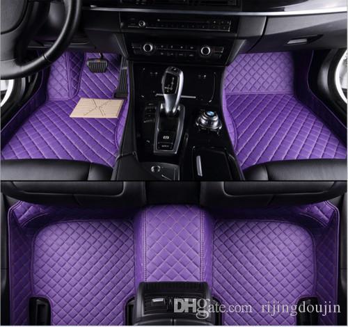 For Fit  Honda Accord 2014~2017 Floor Mat Non toxic and inodorous