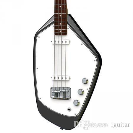 Новый VOX MARK V Bass Phantom Black электрическая бас-гитара