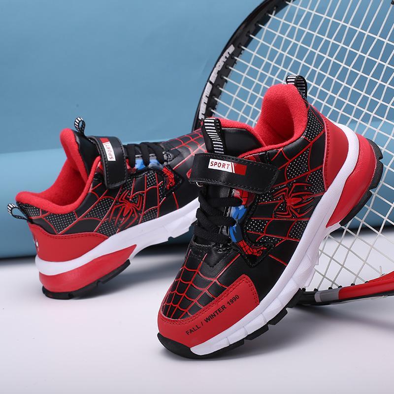 2020 nuevos zapatos de los niños zapatillas de deporte de los zapatos de los niños al aire libre Sport Boys Deportivos para Niños zapatillas de deporte