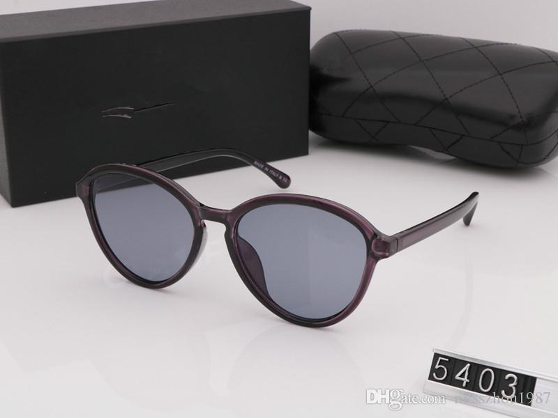 2019 Luxury new fashion classic occhiali da sole donne atteggiamento occhiali da sole cornice in metallo cornice quadrata stile vintage design esterno modello classico