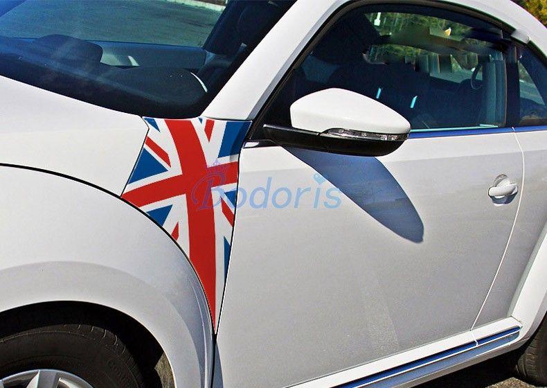 Moda Corpo Side Sticker Film Car Styling 2013 2014 2015 2016 Para Volkswagen VW Beetle Acessórios