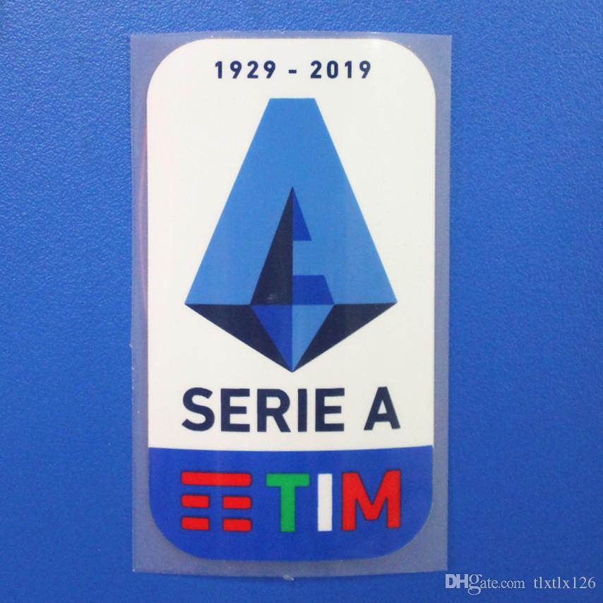 2019/2020 İtalyan Serie bir futbol lig yama futbol yama İtalya futbol rozeti toptan ücretsiz kargo!