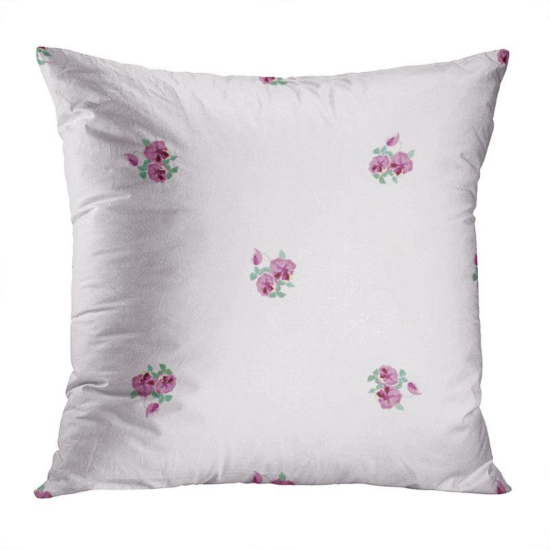 Vintage Throw Pillow Cushion Cover Flowers Floral Soft Velvet Square Cushion Case Couch Cover Pillowcase For Sofa Chair Bedroom
