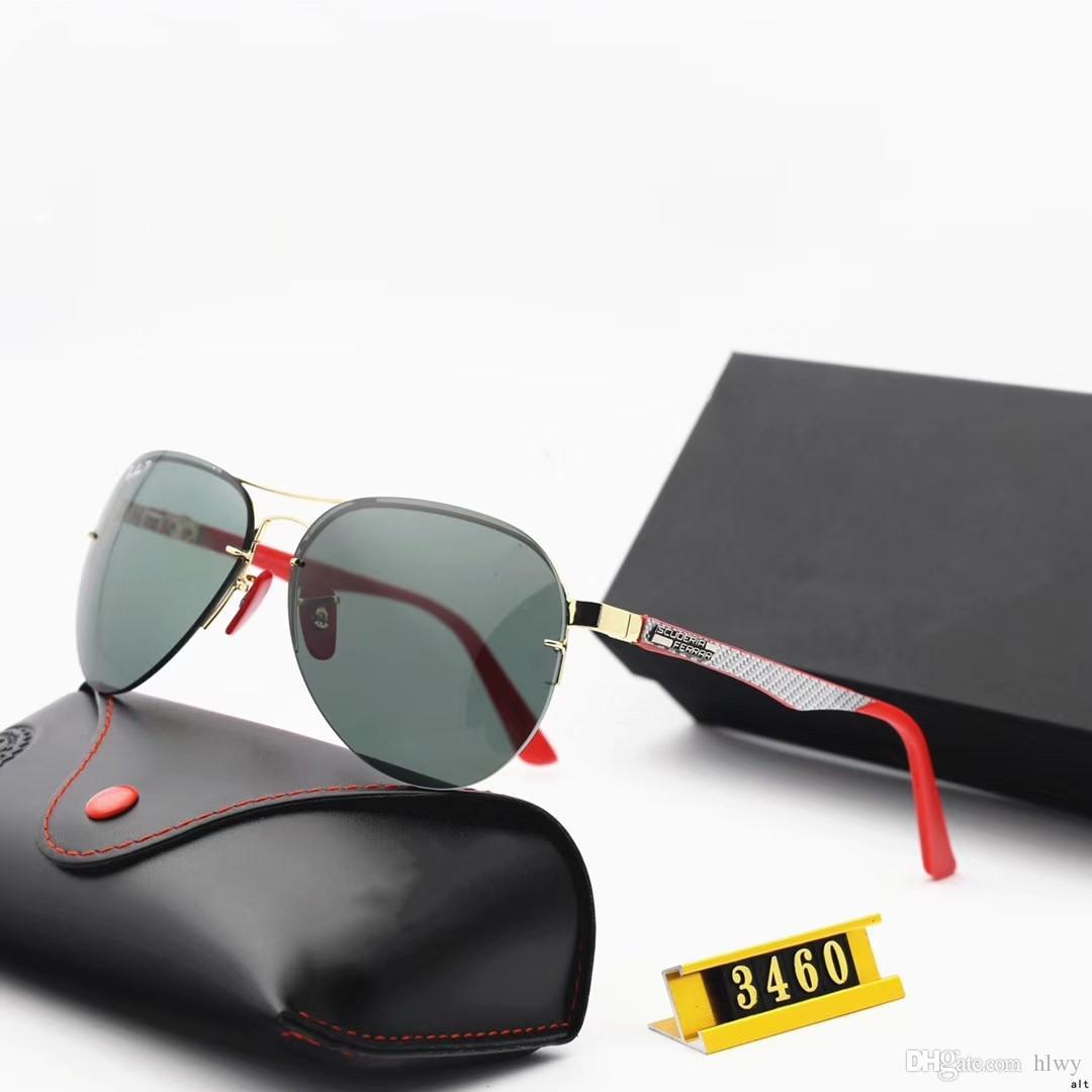 Lunettes de soleil design -2019 nouvelles lunettes de soleil pour hommes et femmes avec des lunettes de soleil carrées confortables et élégantes