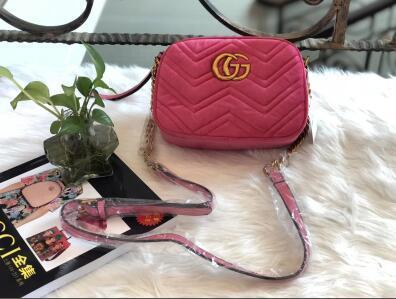 202 ana à Üst Kalite tasarımcı lüks çanta çantalar Kadınlar çanta Çanta Cüzdan Zincir Çanta Crossbody Omuz Çantaları Çanta Çantası Sac