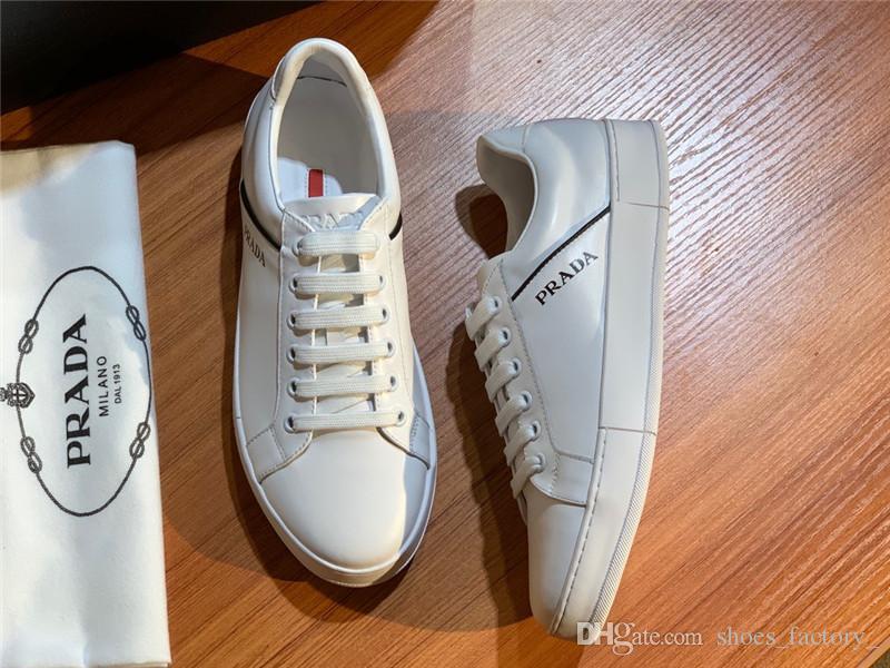 Artefatto di incontri per scarpe di lusso da uomo di design Scarpe casual Sneaker da night club materiale avanzato Oro marrone Nero bianco con scatola g148