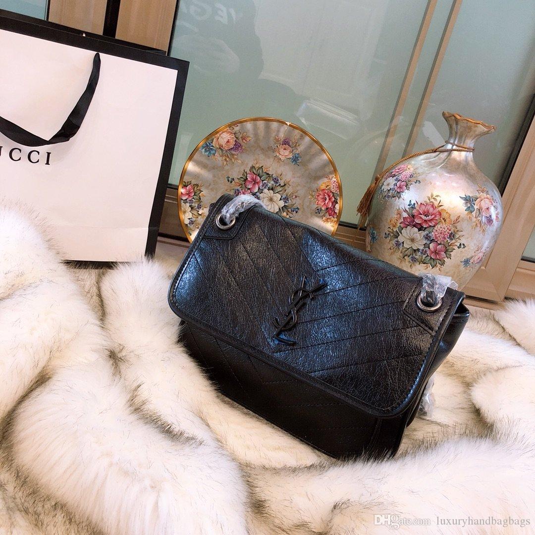 tasarımcı çanta çanta moda çanta çanta kadın pu deri çanta 2019 marka moda lüks tasarımcı çanta shourldercrossbodymessage