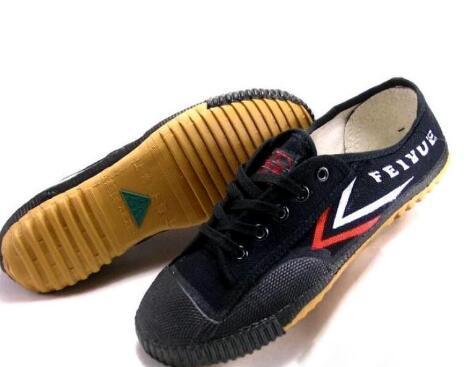 vente chaude 2020 Feiyue ultra léger chaussure classique casual chaussures de toile de caoutchouc naturel Kung fu arts martiaux de chaussures femmes plates