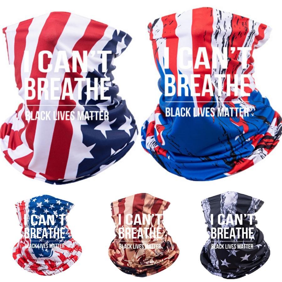 No puedo respirar! Máscaras de diseño de bicicletas ciclo al aire libre de la cara de lujo Pañuelos Pañuelos Pañuelo diadema solo hombro del bolso Cabeza Sca # 3