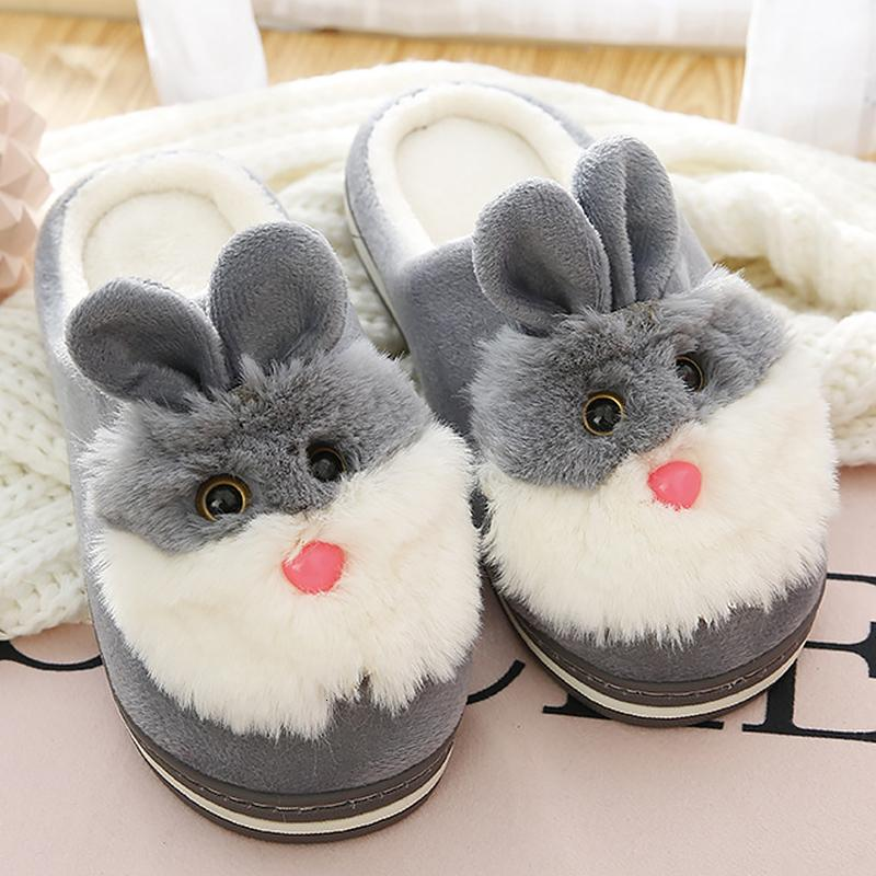 2020 Animal Prints Cute Slippers For
