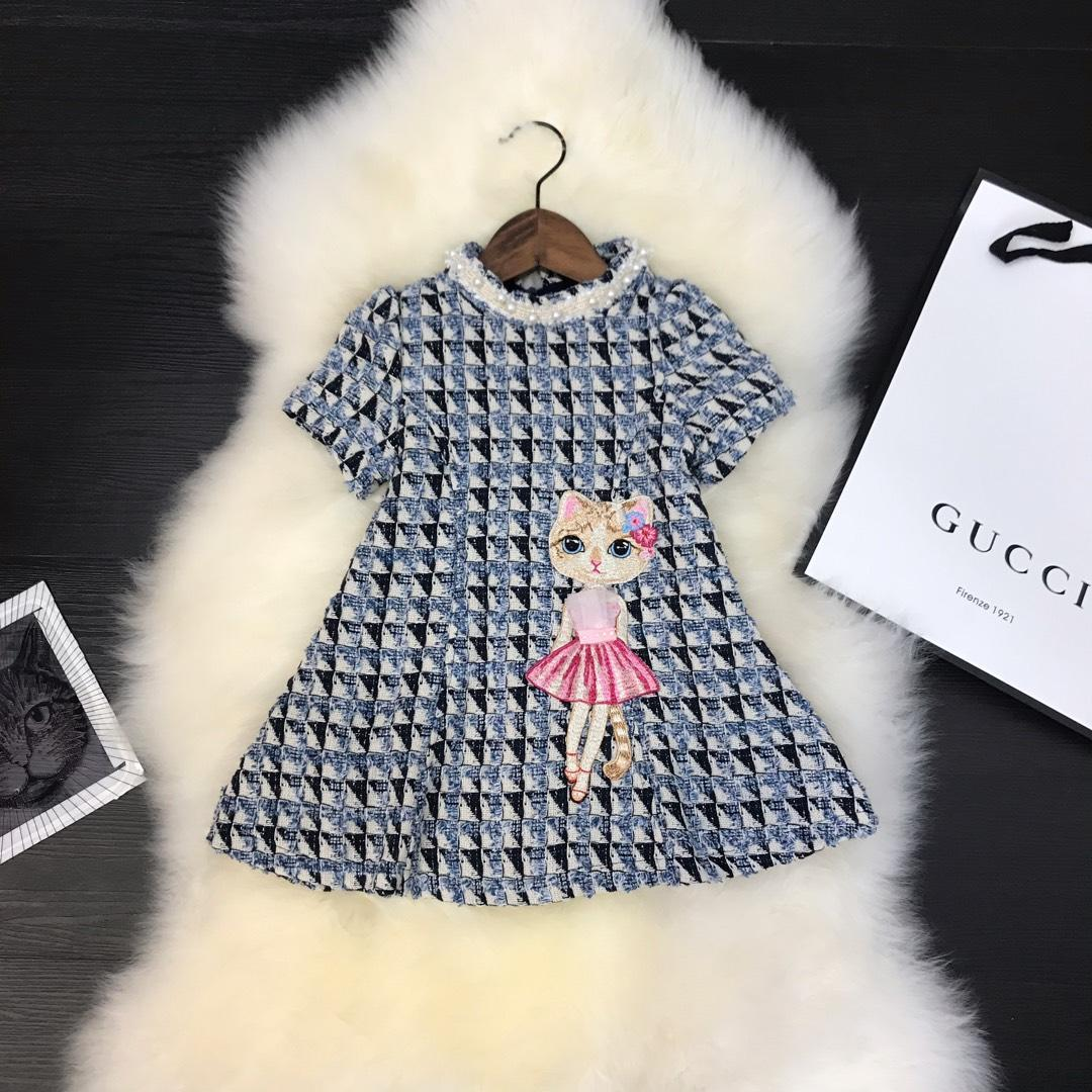2019 New High Quality Children S Dress Tt190813#005w9wg66