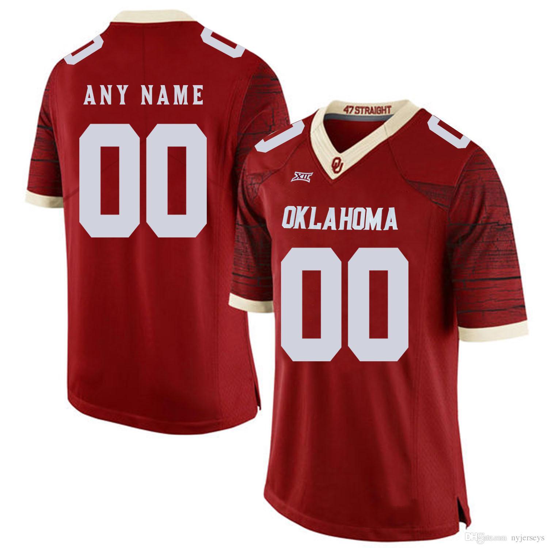 oklahoma sooners football jersey