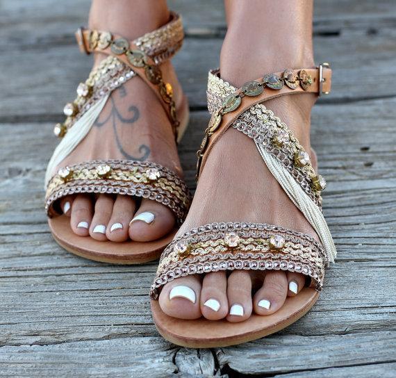 Назад Ремень Летний Гладиатор Рим Гладиатор женщин сандалии Кристалл Сплошные Женская обувь пряжки ремень случайные плоские сандалии
