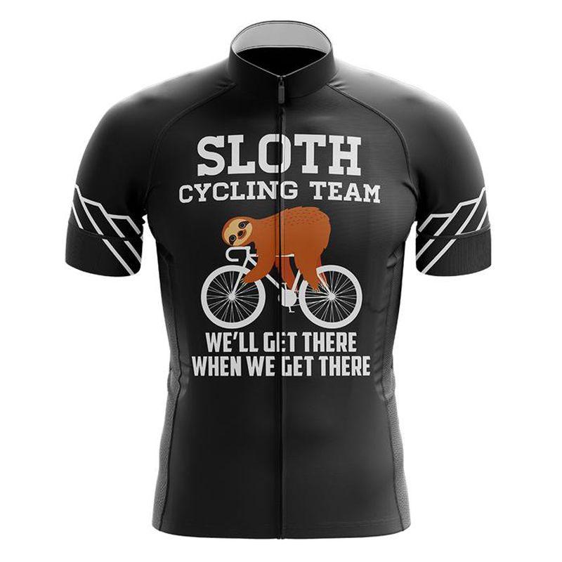 SPTGRVO Lairschdan черный смешной мужской задействуя Джерси велосипеда вершины Джерси женщин цикл короткий рукав рубашки гоночный велосипед MTB одежды