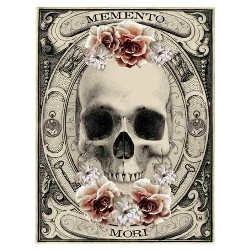 Kexinzu 5D 3D Pintura Diamante BRICOLAJE Flor Cráneo Bordado Completo Cuadrado Redondo Perlas de Piedra Diamante punto de Cruz Regalo de mosaico
