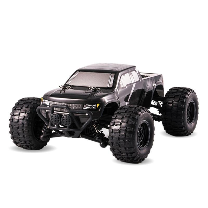 1:24 Full-Scale Remote Control Electric Racing Model - Off-Road Vehicle Four-Wheel Drive Big Foot High-Speed For HAIBOXING 213