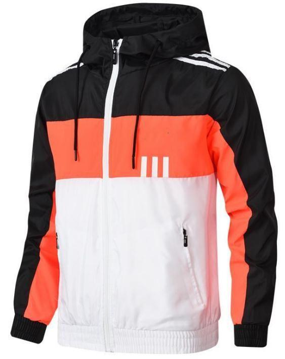 2020 der neuen Männer Ankunft neuer Luxus Jacken-Mantel-Luxus SweatshirtHoodie Langarm Herbst Sport Zipper Windjacke Herren Kleidung Herren-Jacken
