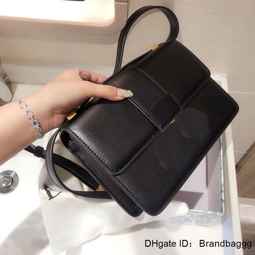 2020 forma los bolsos clásicos bolsas de mensajero de alta calidad bolsa de la compra bolsa de la mujer con encanto bolsa de hombro de las mujeres de 24 * 17 cm