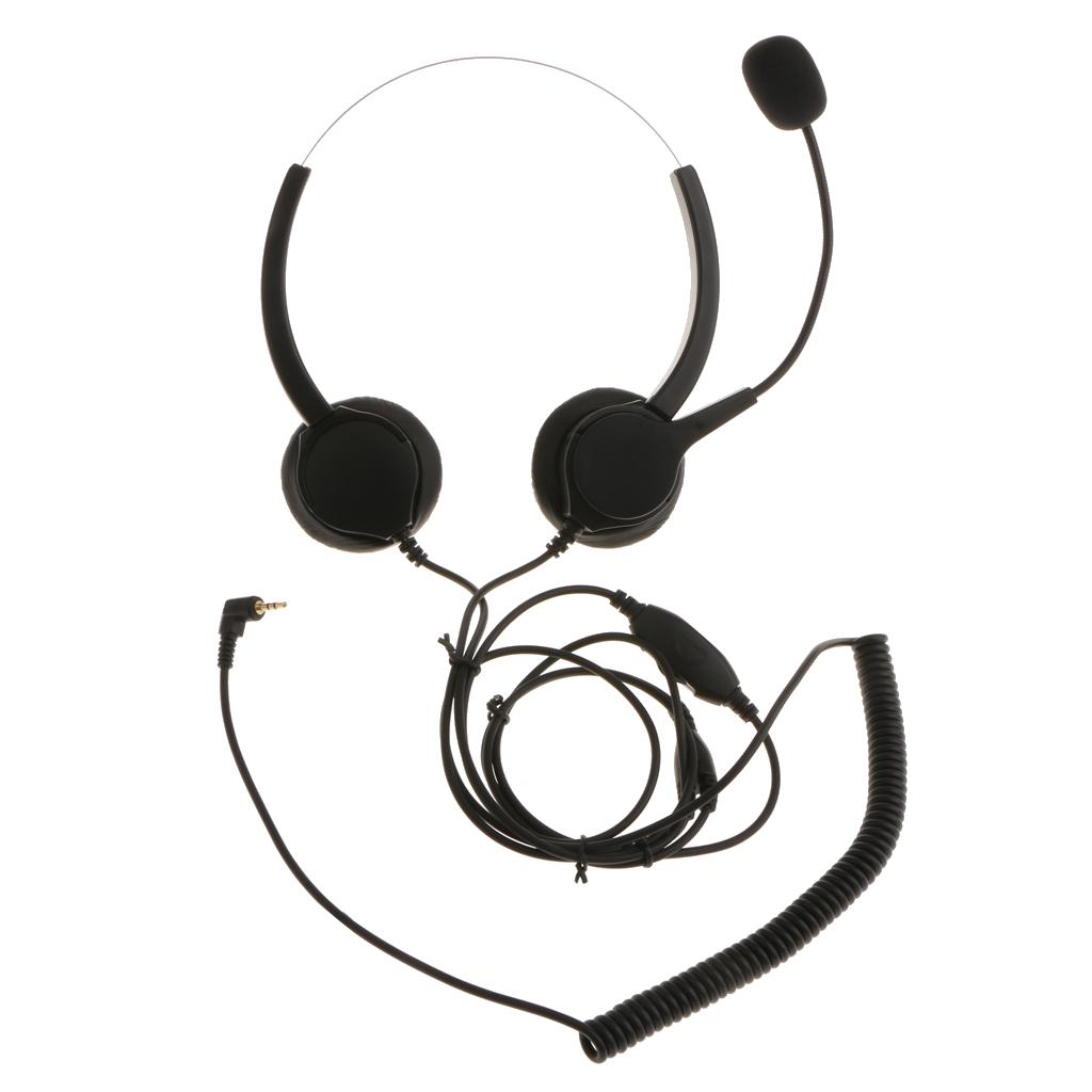 Cheap Dual Ear Telephone Headset Noise Cancelling Headset W Mic For Phone Sales Home Pc Internet Tablet From Zeyuantrading 16 7 Dhgate Com