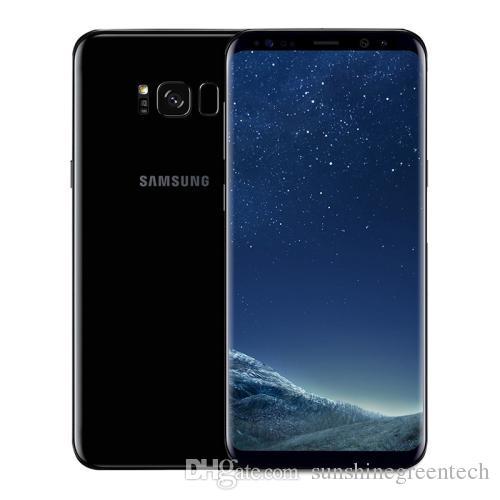 Refurbished Samsung Galaxy S8 G950U G950F Unlocked Phones 5.8 inch LTE Refurbished phones 4GB RAM 64GB ROM 12MP