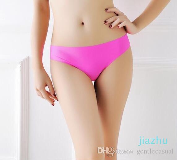 Sıcak Lüks Sorunsuz Seksi G-String İç Giyim Sıcak Rahat Kadınlar Underwears Külot Bayan Külot Underwears İç Kadınlar Giyim