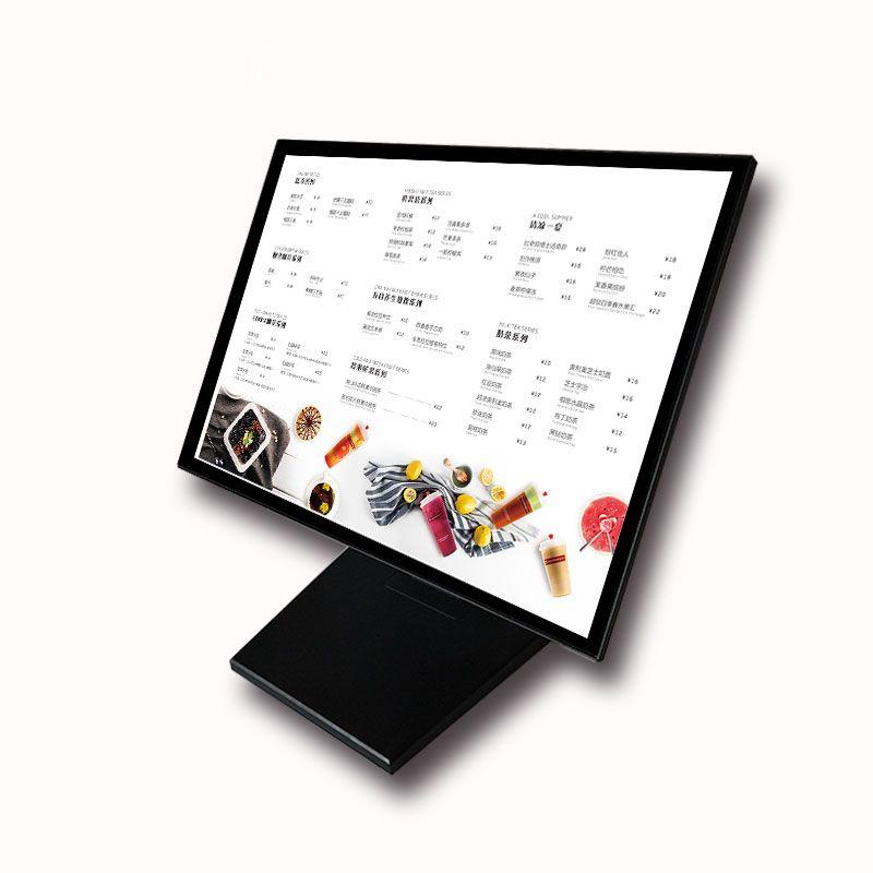 Table Publicité Led Menu Affichage restaurant Light Board Boîte Illuminated présentation d'affiches Cadre pour Hôtel, Restaurant-40x60cm