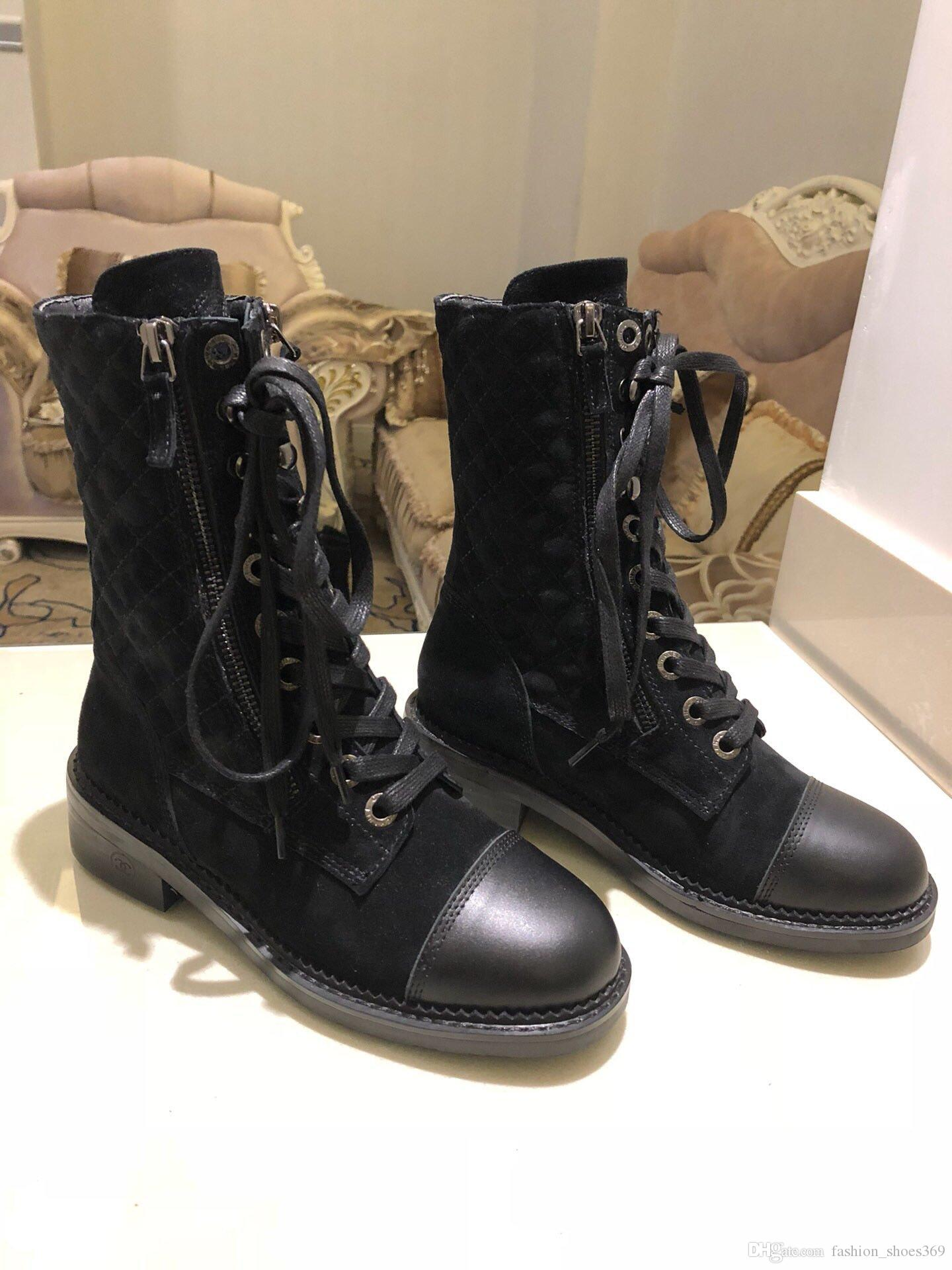 Brand Boots Leather Boots Martin Shoes