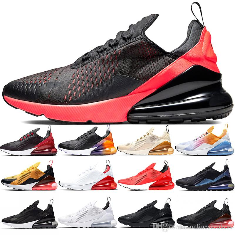 Running Shoes Men Women Bred Oreo Triple Black White Platinum Tint Hot Punch Mens Trainers Sport sneaker Zapatos Chaussures Scarpa