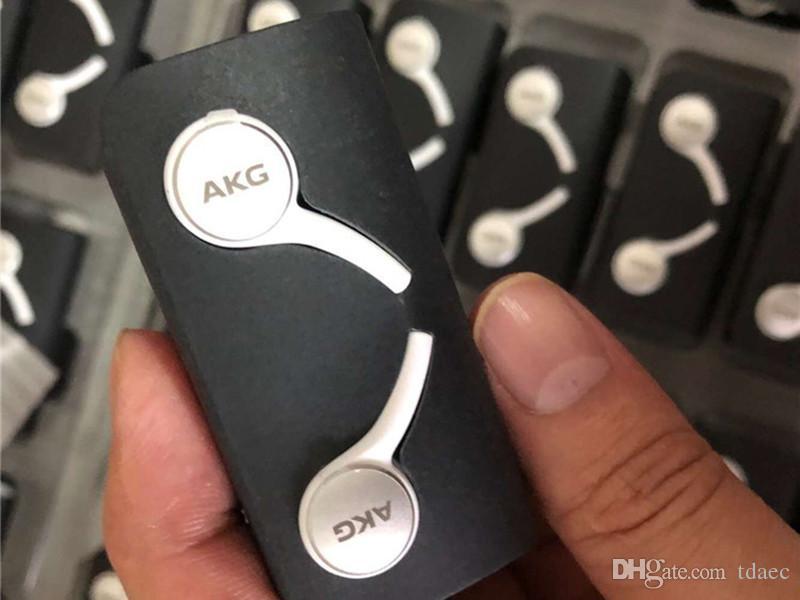 2019 أحدث مربع s10 سماعة 3.5 ملليمتر في الأذن سماعات أذن مع مايكروفون البعيد التحكم بحجم الصوت لسامسونج s10 s10e s10 + دون التعبئة