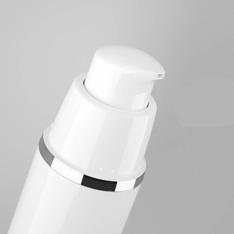 30ml Esvaziar recarregáveis acrílico de alta qualidade Airless Bomba de vácuo Creme Lotion Bottle Viagem Creme Lotion Toner Container Pot 000
