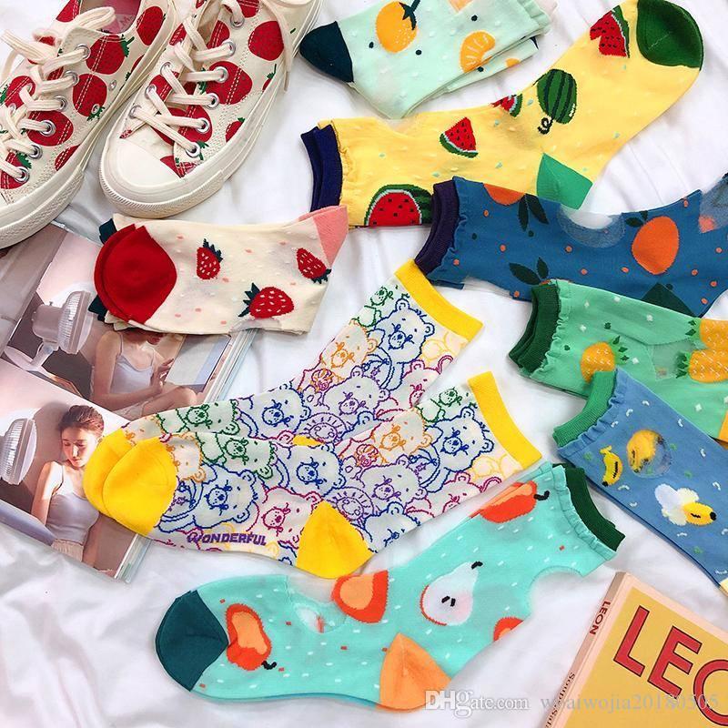 20191026 Orta tüp çorap kız dantel çorap nefes ince Lori Prenses çorapları