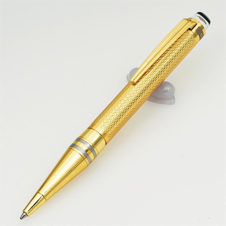 القلم مجموعة فاخرة StarWaker مصمم القلم الكرة من ركلة جزاء بكرة مع الأسطح المصقول والمطلي التجهيزات، والأقلام العلامة التجارية أقلام الحبر كهدايا