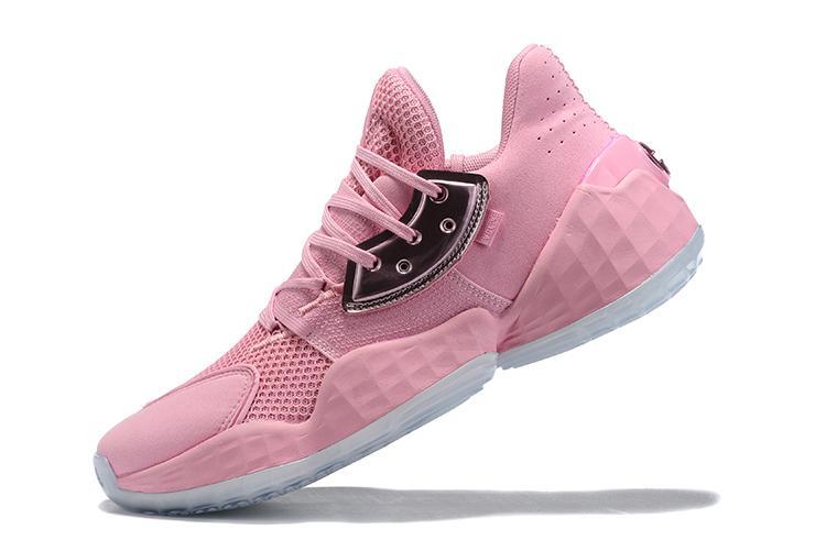 Джеймс Харден, Том 4 мужские ботинки баскетбола на продажу Харден Том 4 МВП кроссовки ВКА розовый лимонад Джеймс мужчины баскетбол обувь с коробкой