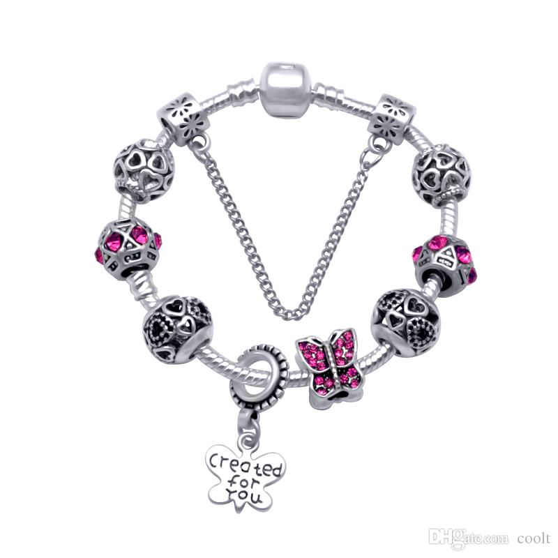 pandora charm best friend butterfly