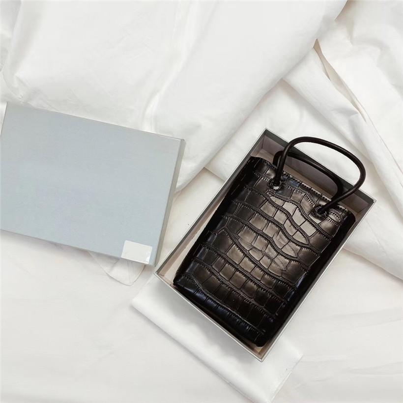 Tasarımcı Çapraz Paketi Çanta Omuz Çantaları Yüksek Kalite Cep Telefonu Çanta İyi Maç CFY2001081